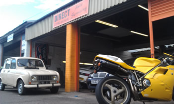 Auto Servicing - MOT Exmouth Garage